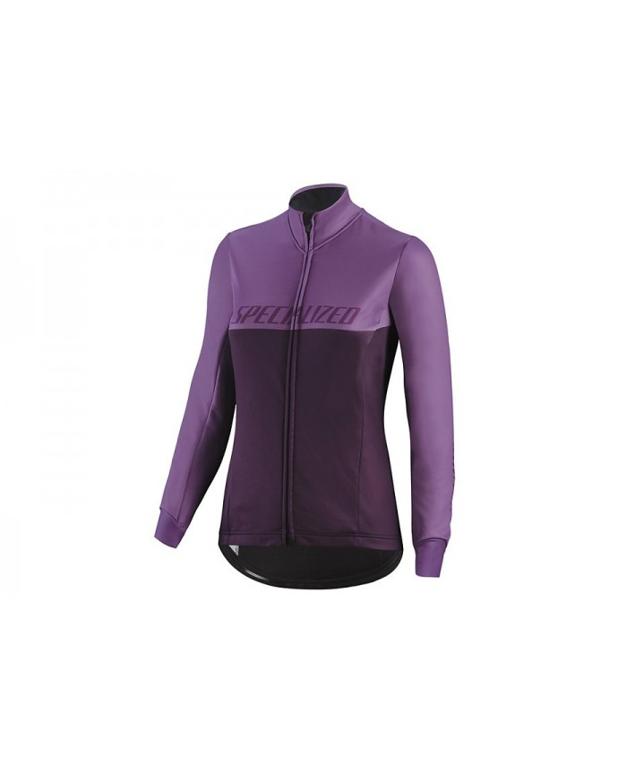 ELEMENT RBX COMP LOGO TEAM JACKET WMN VLT PRP M