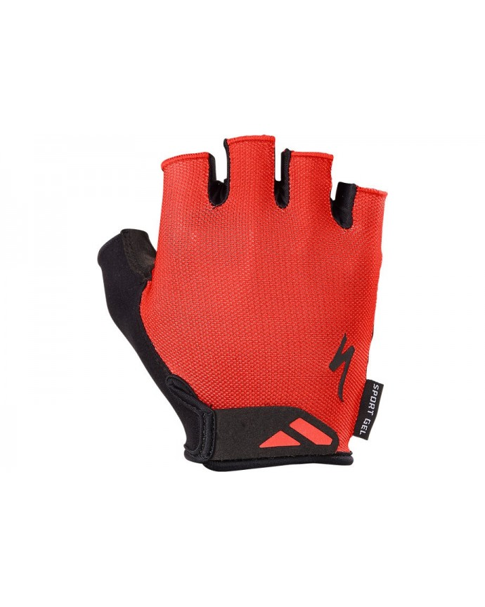 BG SPORT GEL GLOVE SF RED XXL