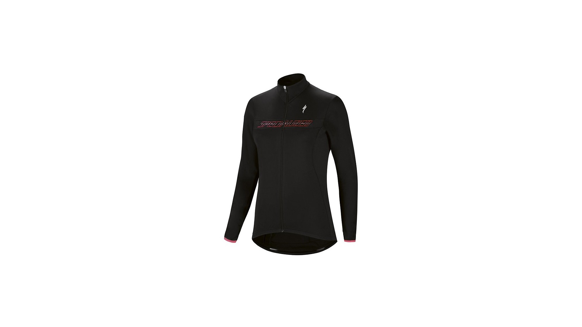 Therminal Rbx Sport Logo Jersey Specialized Woman Black/Pink 1 IBKBike.es