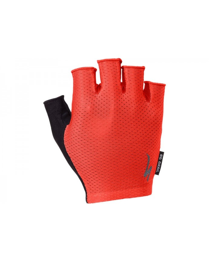 Grail Guantes Specialized Body Geometry Red 1 IBKBike.es
