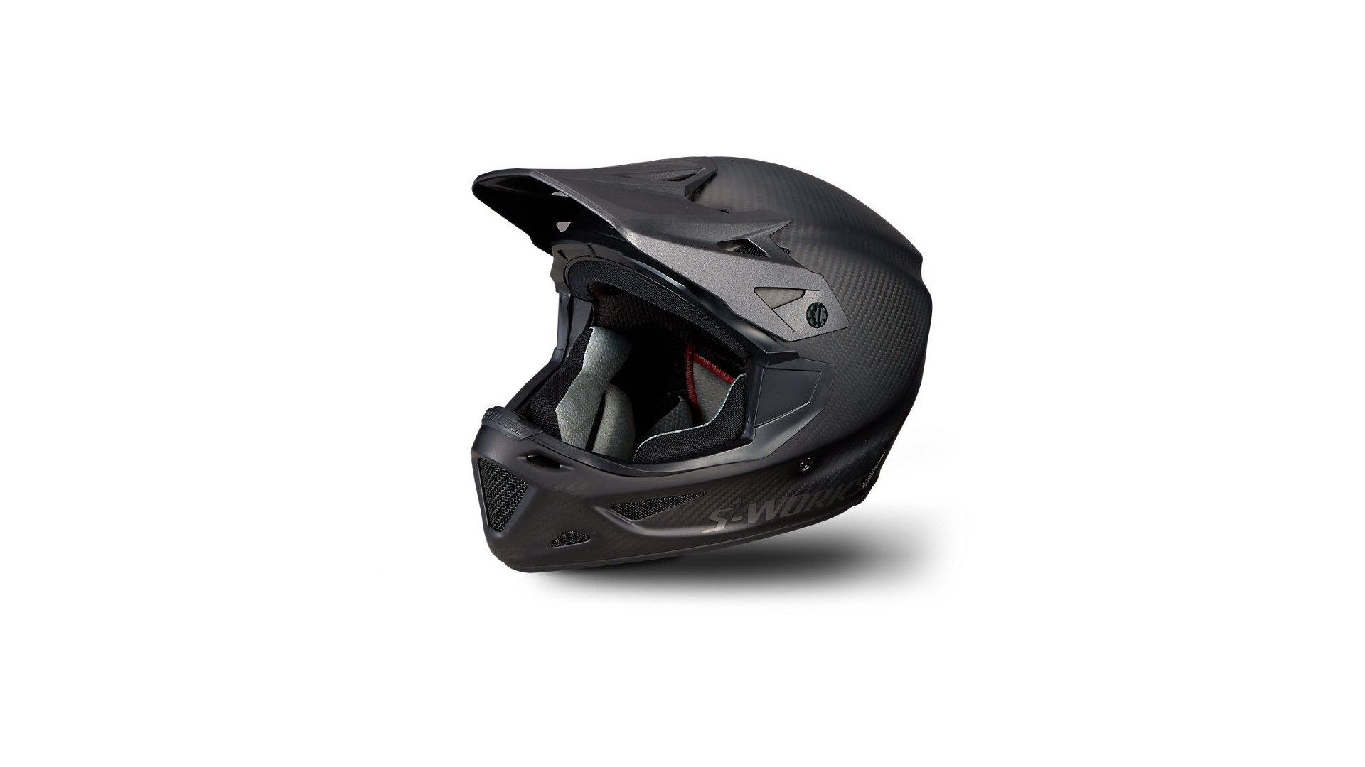 S-Works Dissident DH Casco Integral Specialized Angi Mips Matte Raw Carbon 1 IBKBike.es
