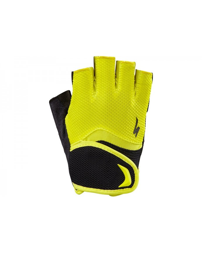 BG KIDS GLOVE SF BLK LIMN XL