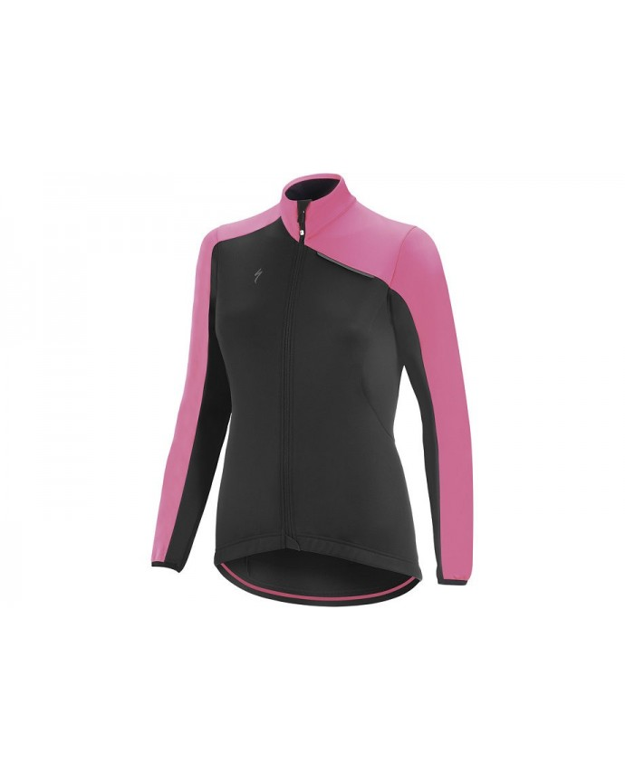 ELEMENT RBX SPORT JACKET WMN BLK NEON PNK XL
