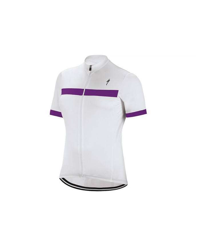 Rbx Sport Maillot Specialized Mujer White/Purple 1 IBKBike.es