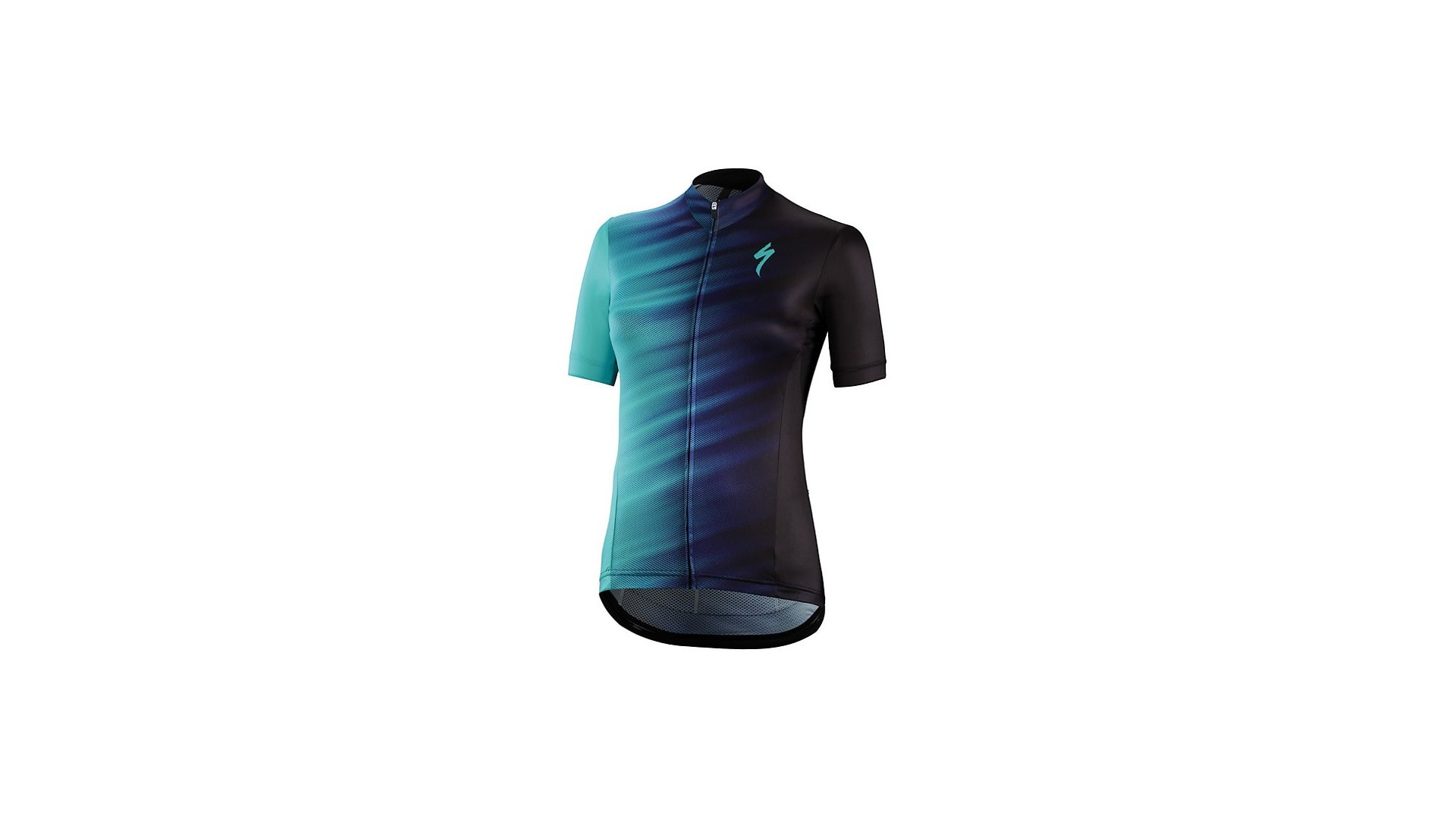 SL Expert Maillot Specialized Mujer Black/Turquoise Faze 1 IBKBike.es