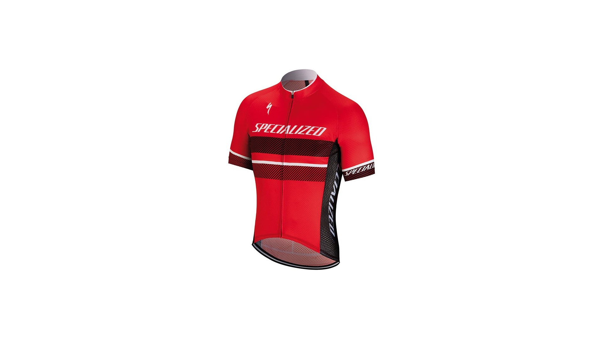 Rbx Comp Logo Maillot Specialized Red/Black 1 IBKBike.es