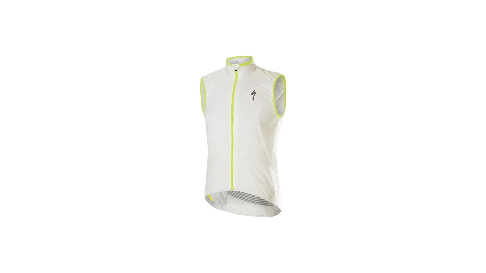 Deflect Comp Wind Vest Chaleco Specialized White 1 IBKBike.es