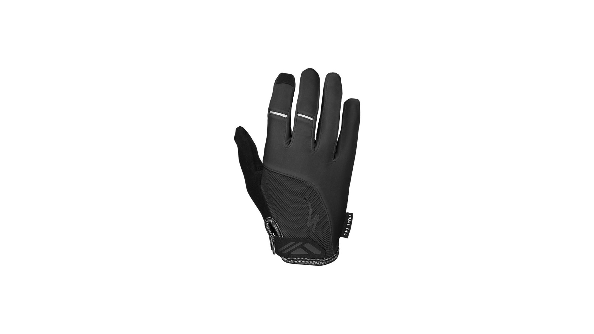 Body Geometry Dual Gel Guantes Specialized Mujer Negro 1 IBKBike.es