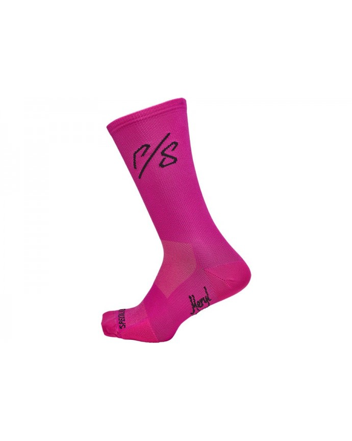 ROAD TALL SOCK SAGAN COLL MAGENTA UNDRX XL