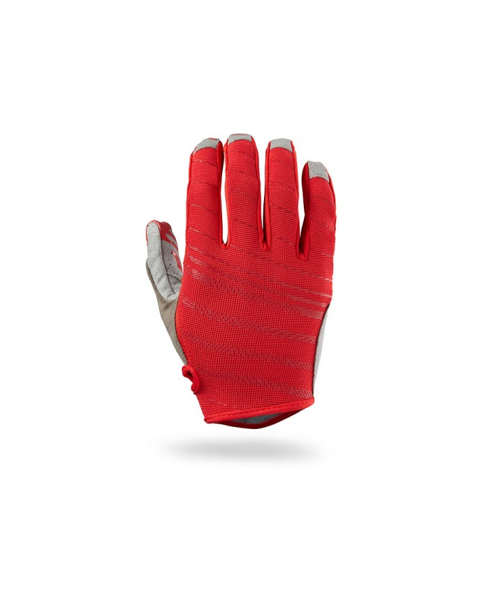 Lodown Guantes LF Specialized Red