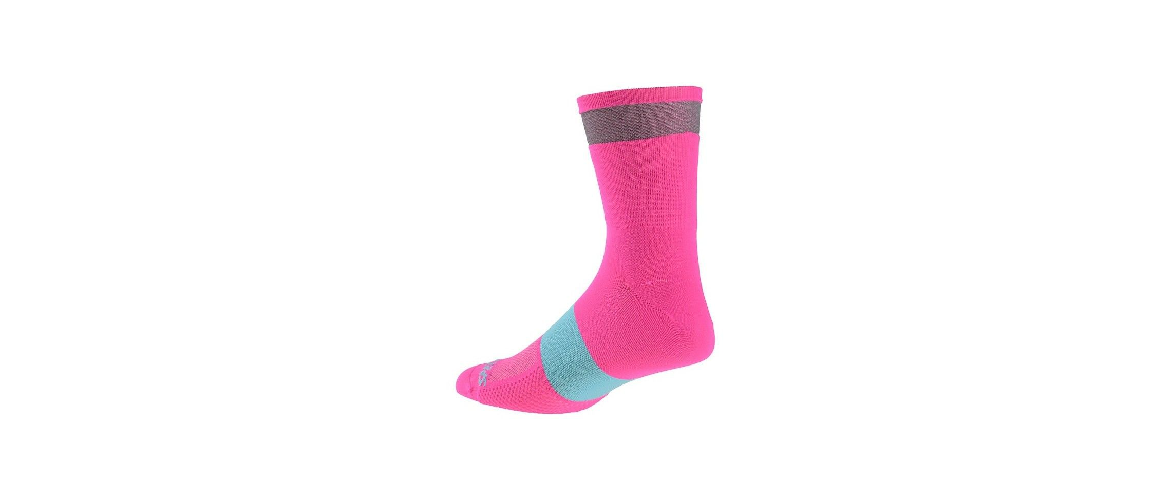 Reflect Tall Calcetines Invierno Specialized Rosa Neon 1 IBKBike.es