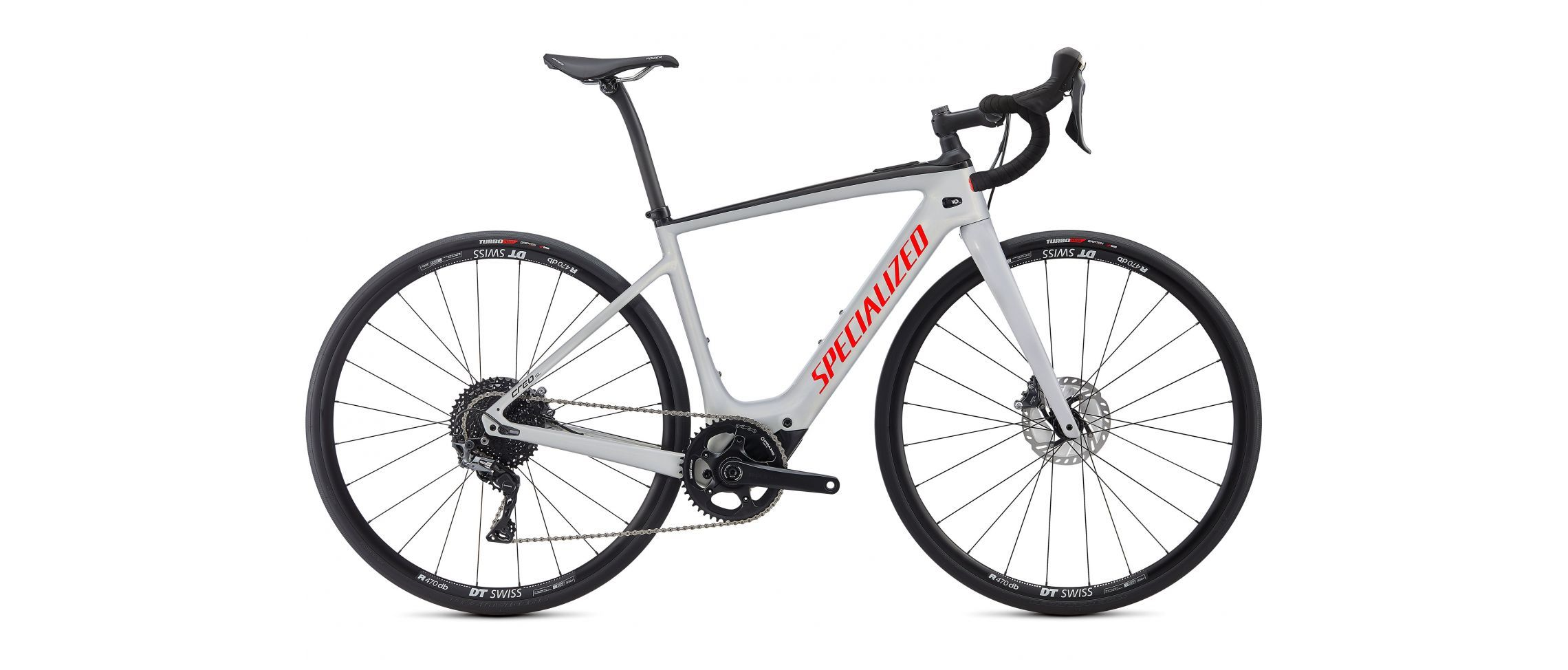 Creo SL Comp Carbon Bicicleta Electrica Carretera Specialized 2020 Gloss Dove Gray / Gold Ghost Pearl / Rocket Red 2 IBKBike.es
