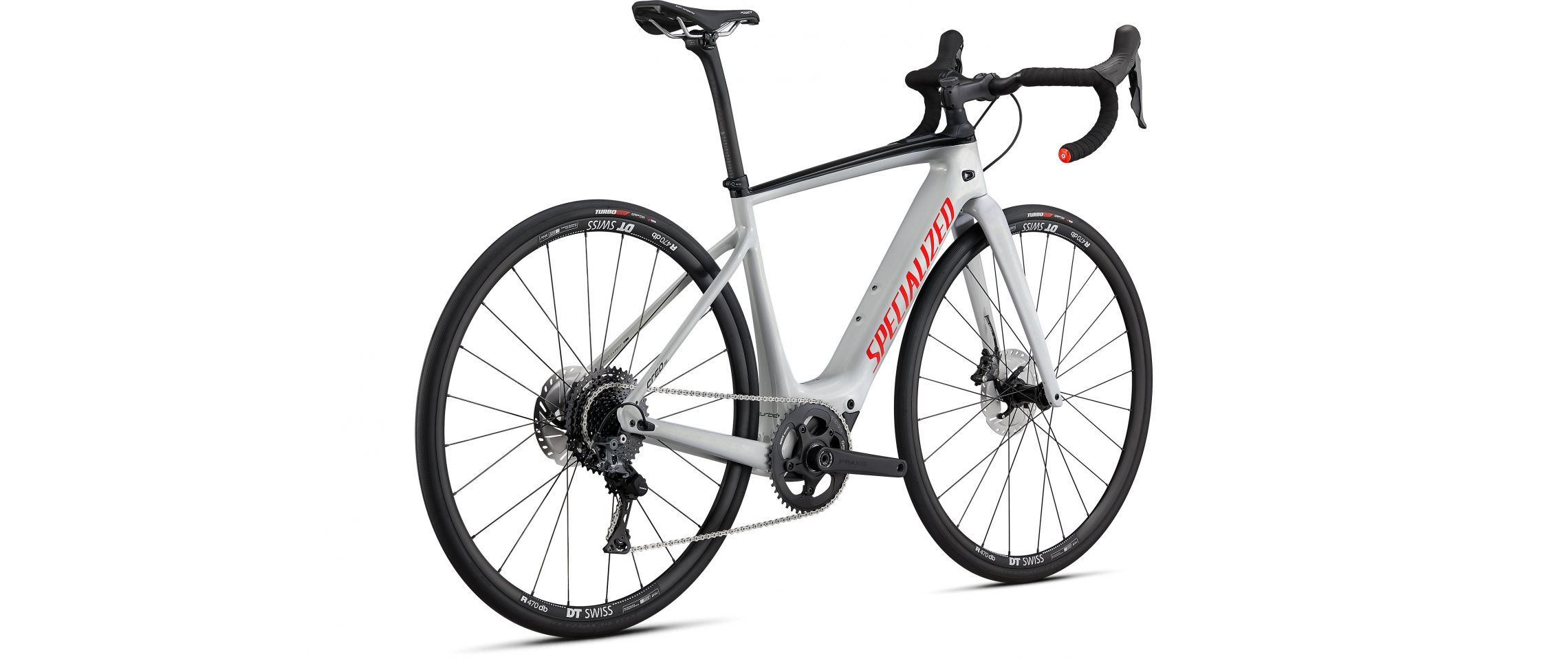 Creo SL Comp Carbon Bicicleta Electrica Carretera Specialized 2020 Gloss Dove Gray / Gold Ghost Pearl / Rocket Red 3 IBKBike.es