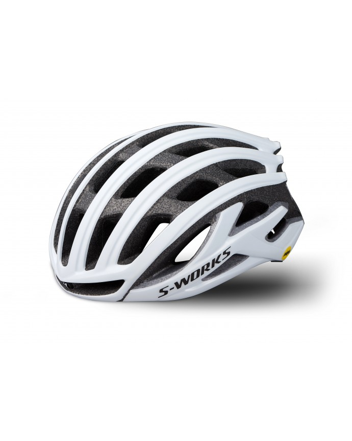 S-Works Prevail II Mips Casco Ciclismo Carretera Specialized Blanco Mate 1 IBKBike.es