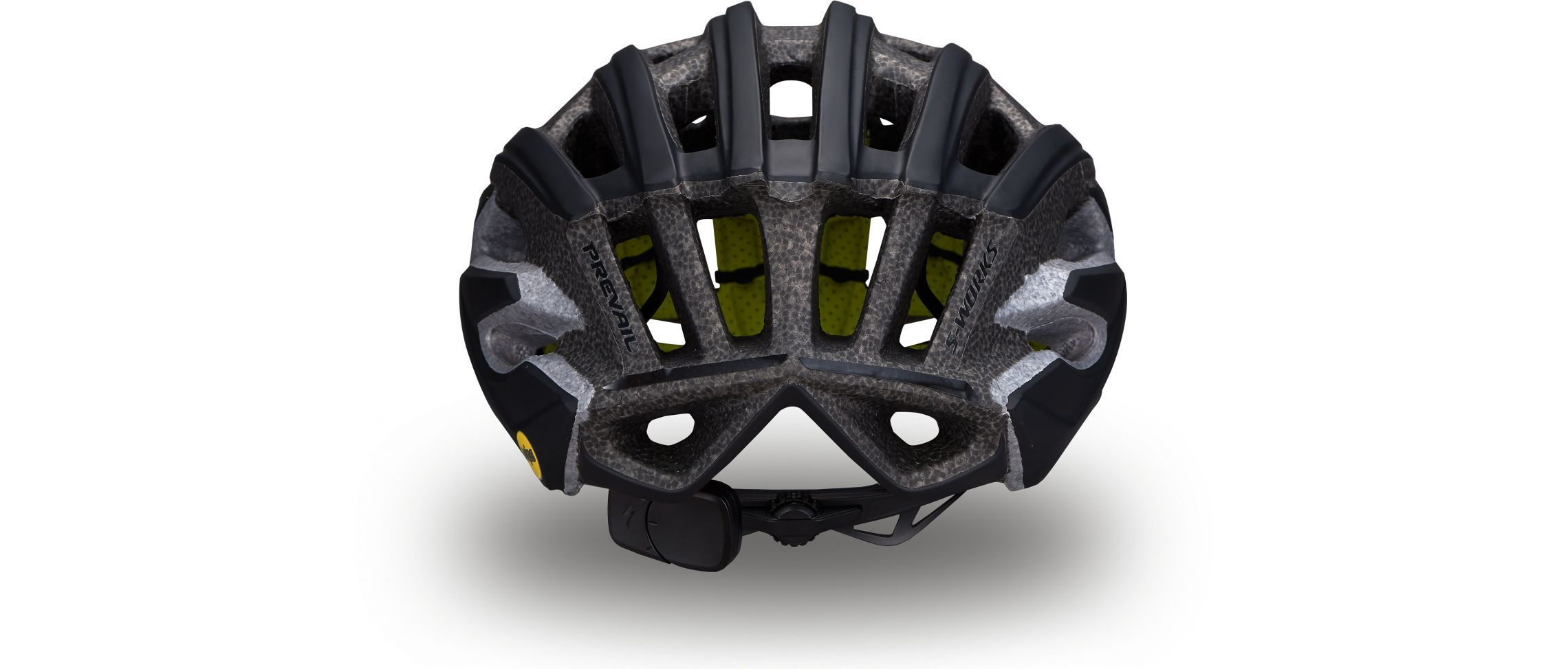 S-Works Prevail II Mips Casco Ciclismo Carretera Specialized Negro Mate 4 IBKBike.es