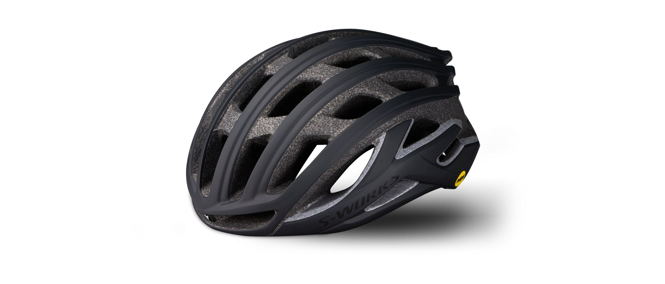 S-Works Prevail II Mips Casco Ciclismo Carretera Specialized Negro Mate 1 IBKBike.es