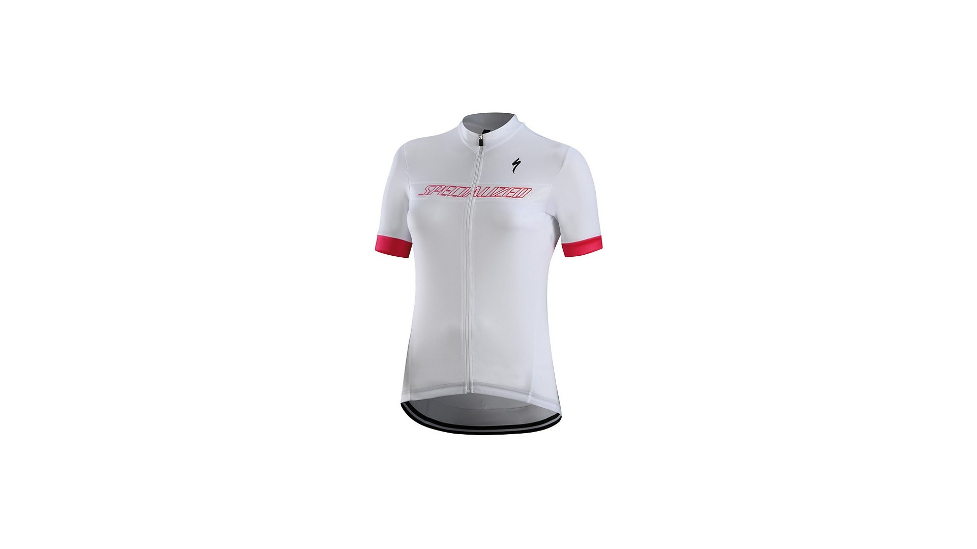 Rbx Sport Logo Maillot Specialized Mujer Blanco/Rosa 1 IBKBike.es