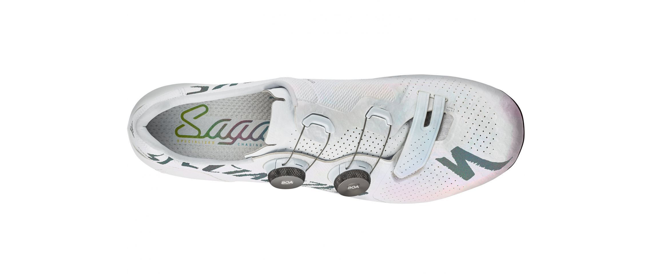 S-Works 7 Sagan Collection Zapatillas Carretera Specialized Overexposed 4 IBKBike.es