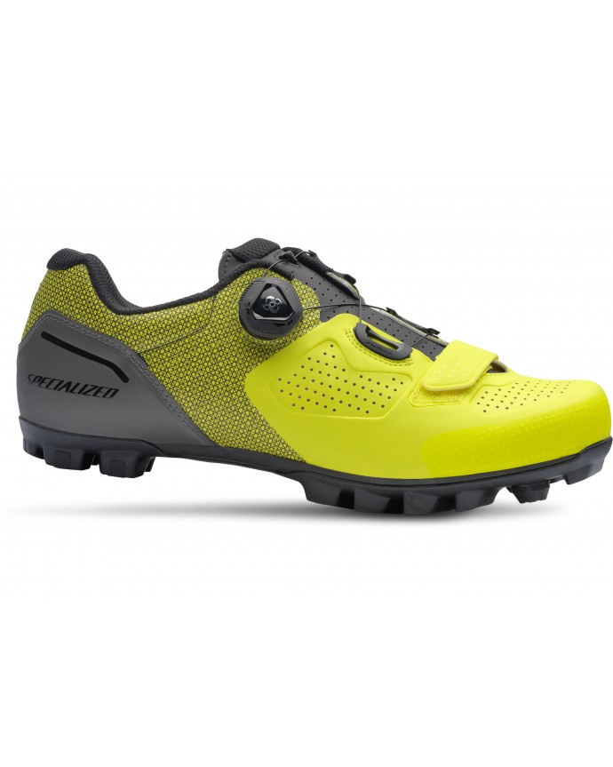 Expert XC Zapatillas Mtb Specialized Charcoal/Ion