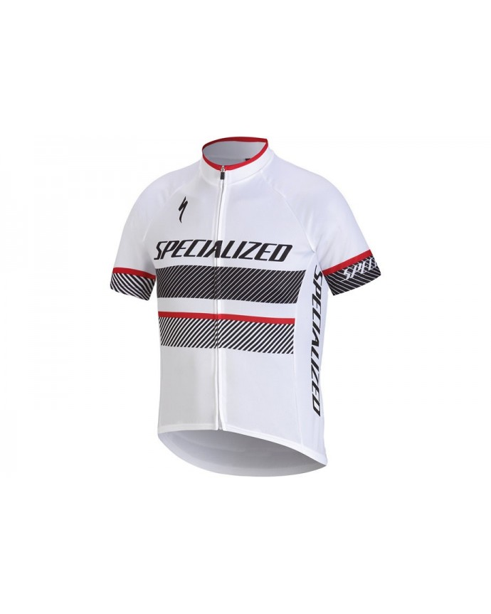 RBX COMP LOGO YOUTH JERSEY SS WHT BLK L