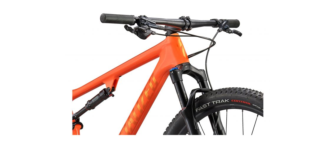 Epic Comp Carbon 29 XC Specialized 2021 Gloss Blaze/Goldpearl