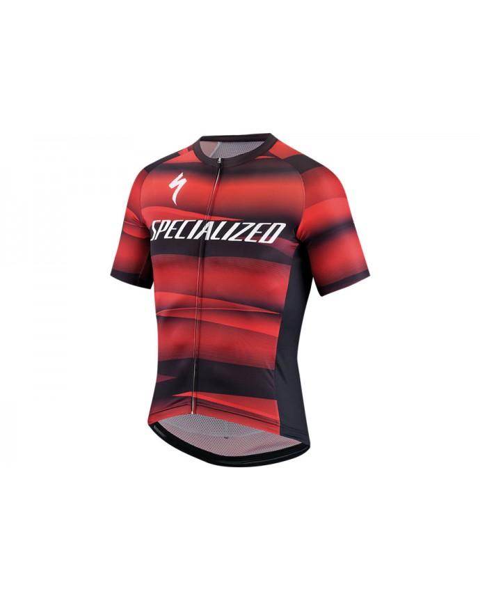 SL Team Expert Jersey Specialized Black/Red