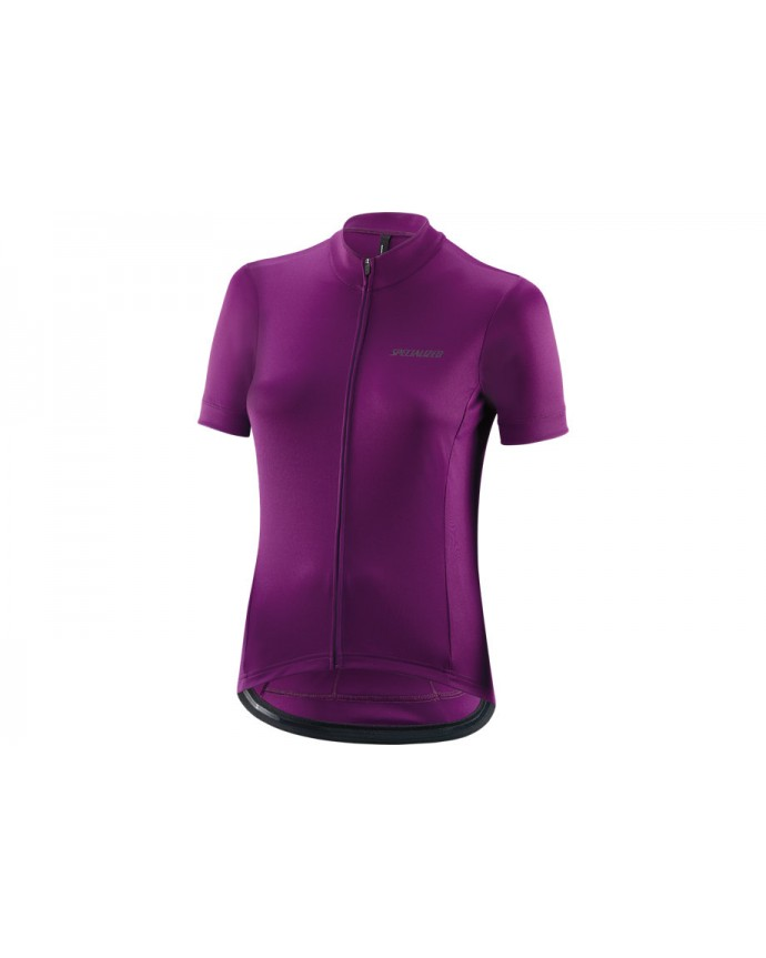 Rbx Sport Maillot SS Specialized Mujer Violet