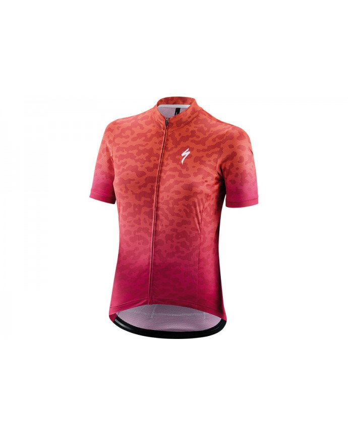 Rbx Comp Terrain Maillot Specialized Mujer Hyper Green/Dusty Lilac