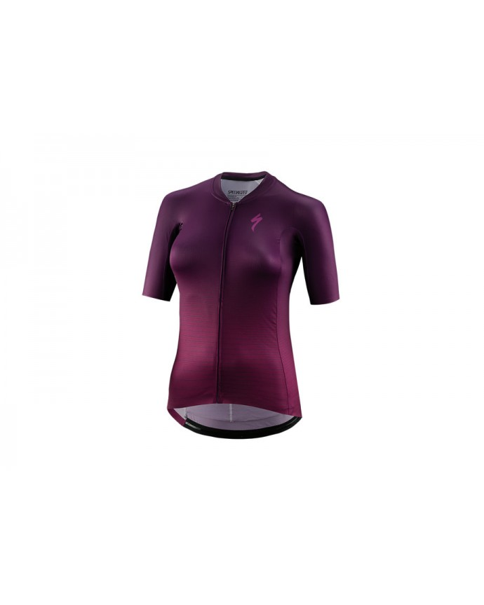 SL Maillot SS Specialized Woman Violet/Purple
