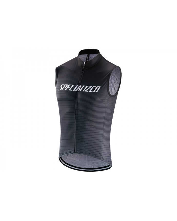 Rbx Comp Logo Team Maillot Slvs Specialized Black/Charcoal