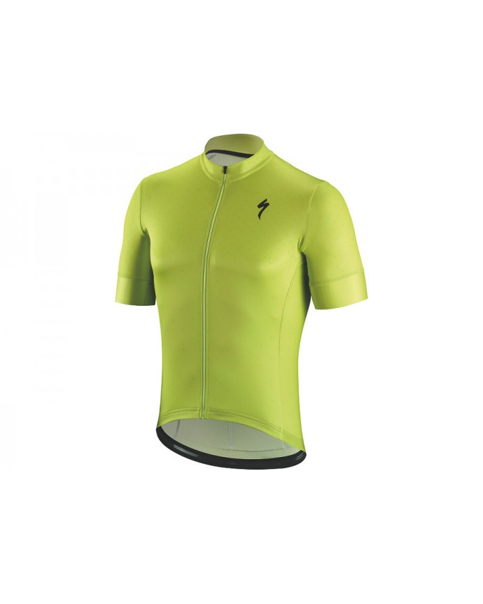 SL Elite Maillot SS Specialized Hyper Green