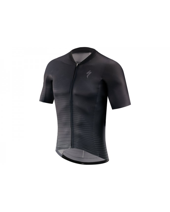 SL Maillot SS Specialized Black/Charcoal