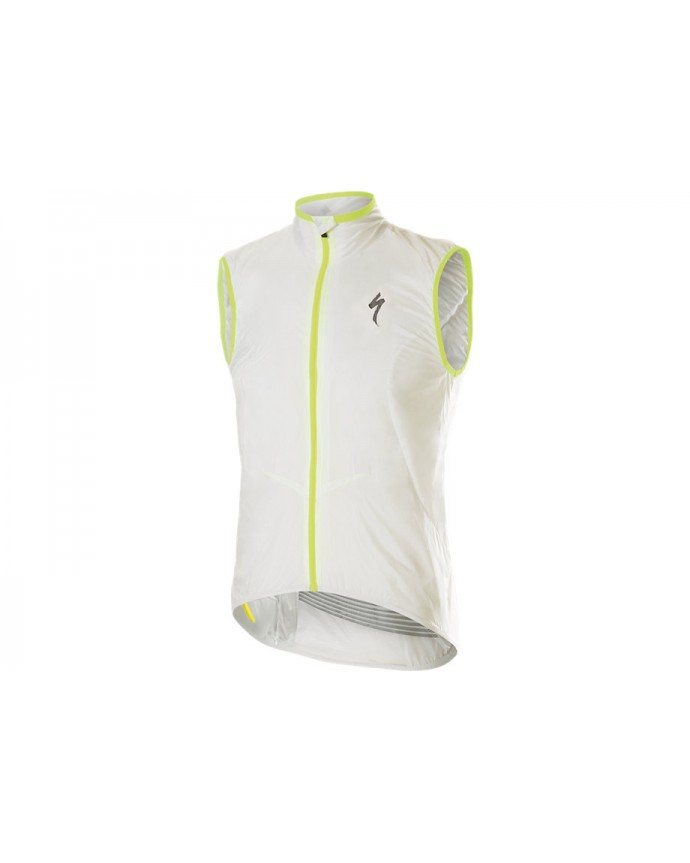 Deflect Comp Wind Chaqueta Specialized 2020 White