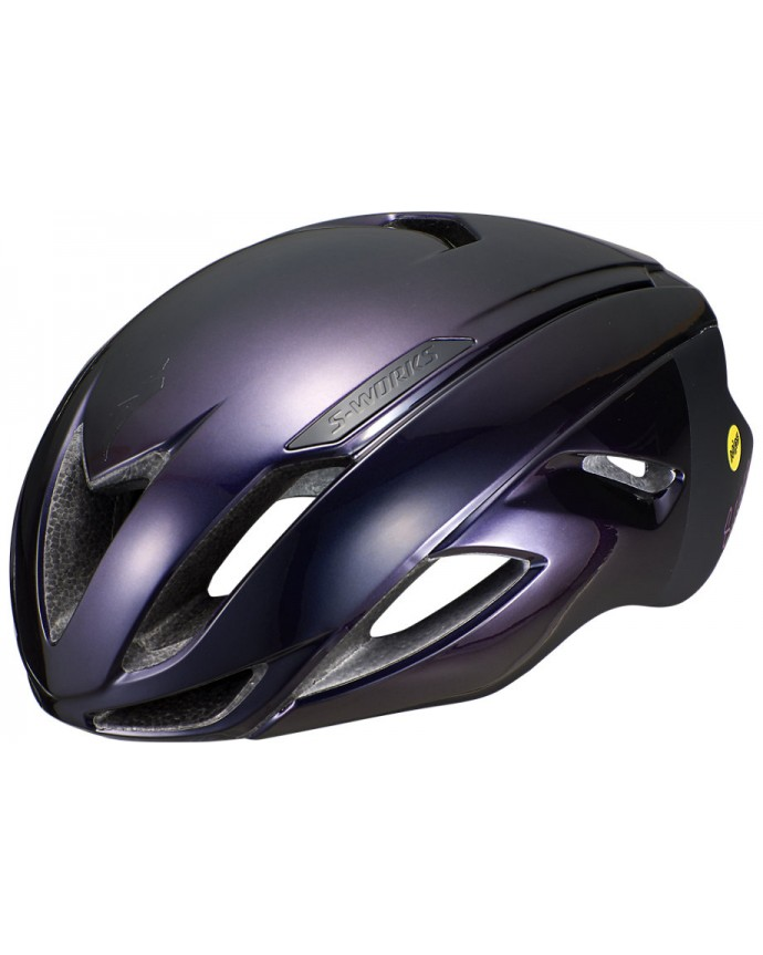 S-Works Evade II Casco Ciclismo Carretera Angi Mips Ce Sagan Decon Specialized Red