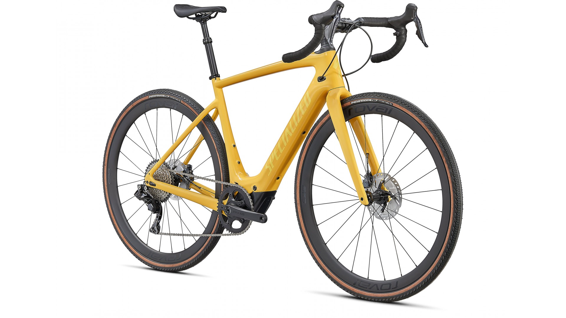 Creo SL Expert Carbon Evo Specialized 2021 Brassy Yellow/Sunset Yellow