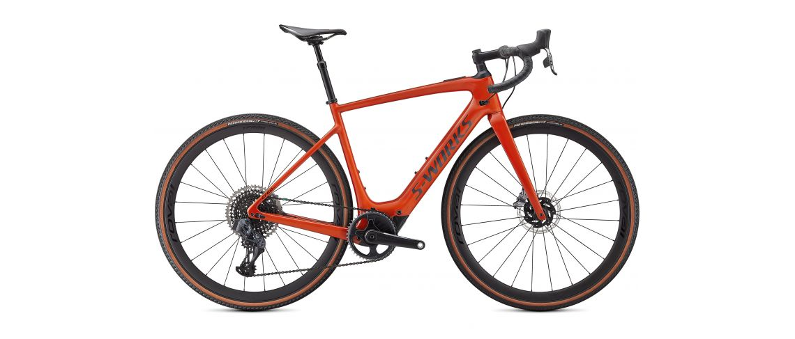 Creo SL S-Works Carbon Evo Specialized 2021 Gloss Redwood/Satin Carbon