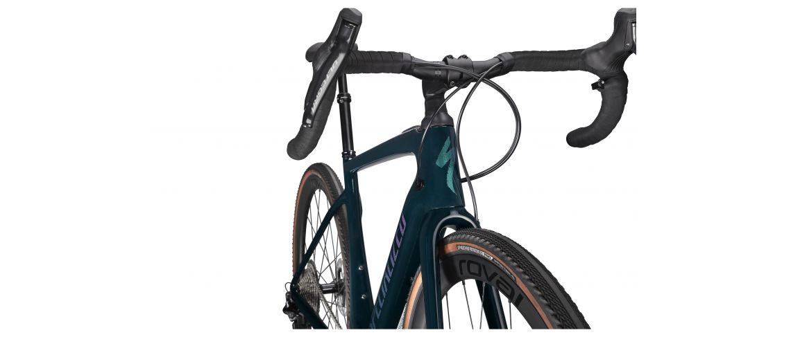 Creo SL Expert Carbon Evo Specialized 2021 Forest Green/ Chameleon