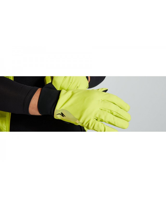 Prime-Series Waterproof Guantes Specialized Mujer HyperViz