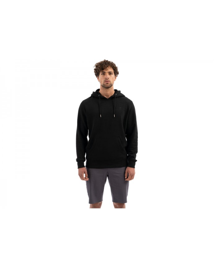 S-Logo Pull-Over Hoodie Specialized Hombre Black