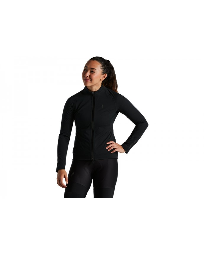 Race-Series Chaqueta Lluvia Specialized Mujer Black