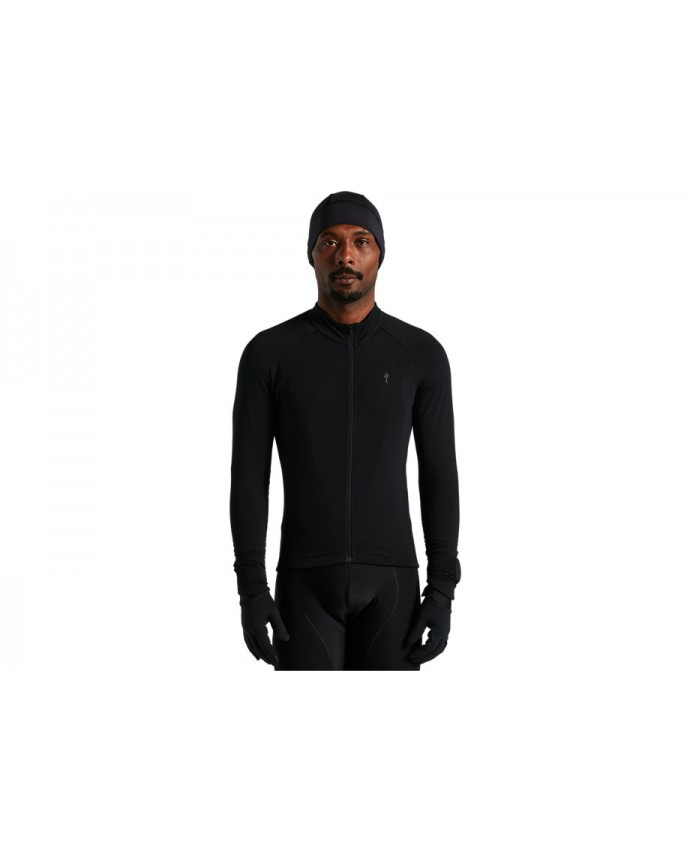 Prime-Series Thermal Jersey LS Specialized Hombre Black