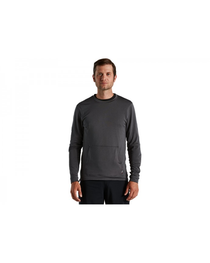 Trail-Series Thermal Jersey LS Specialized Hombre Pizarra