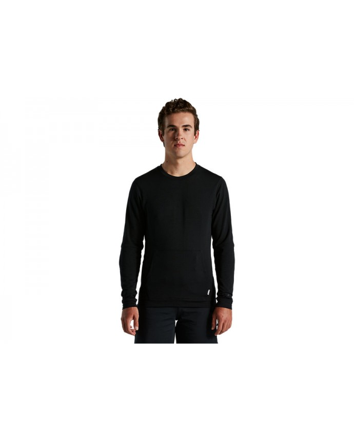Trail-Series Thermal Jersey LS Specialized Hombre Negro