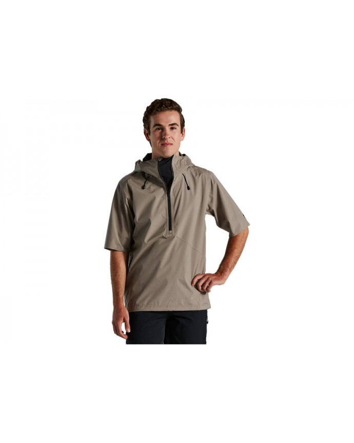 Trail-Series Anorak Lluvia SS Specialized Taupe