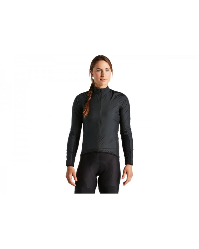 Race-Series Chaqueta Viento Specialized Mujer Black