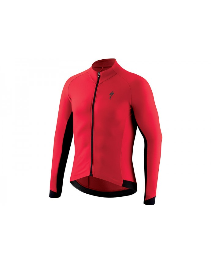 Therminal SL Expert LS Jersey Specialized True Red