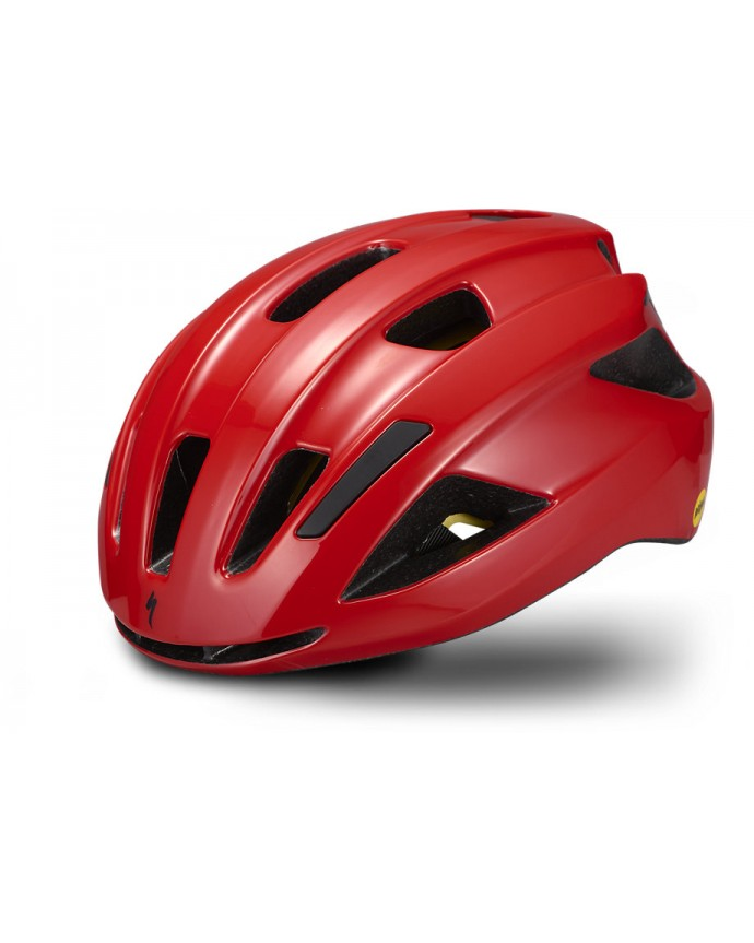Align II Casco Ciclismo Carretera Mips Ce Specialized Gloss Flo Red