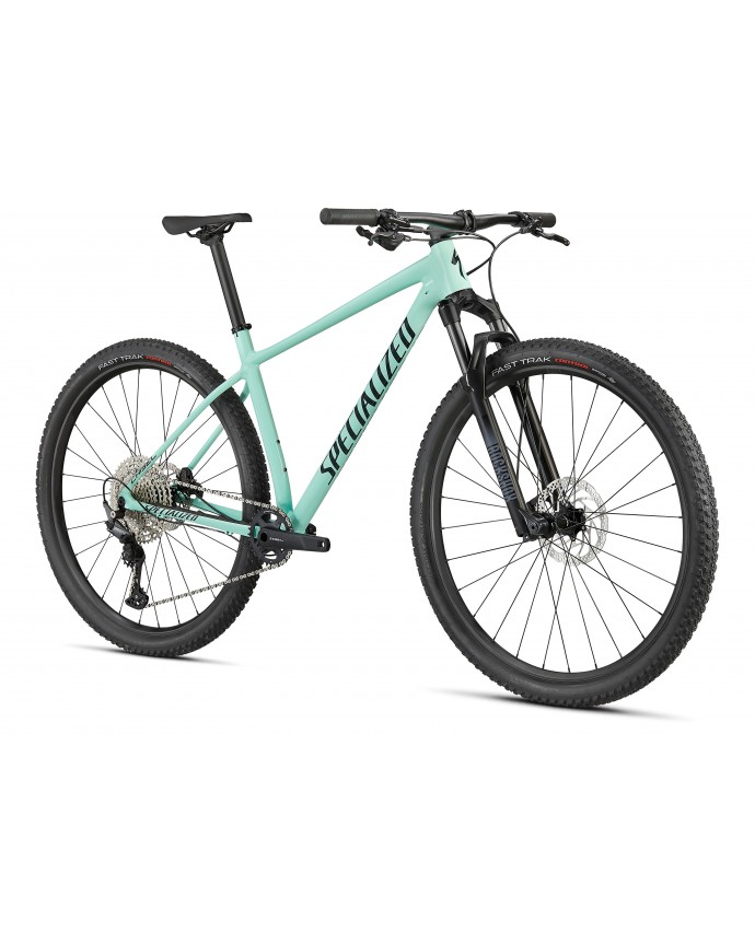 Chisel Specialized 2021 Gloss Oasis/ Forest Green