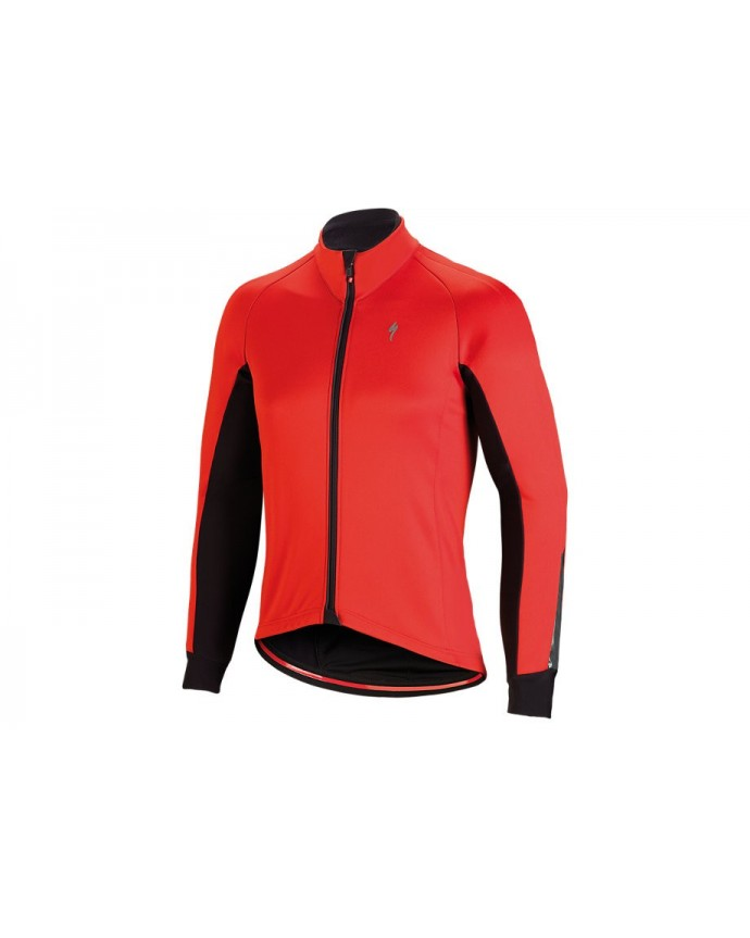 ELEMENT RBX COMP HV JACKET RED SCRB REFL M