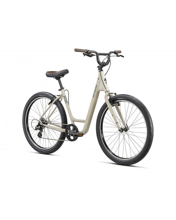 Roll Low Entry  Specialized 2021 Gloss White Mountains / Gunmetal / Satin Black Reflective